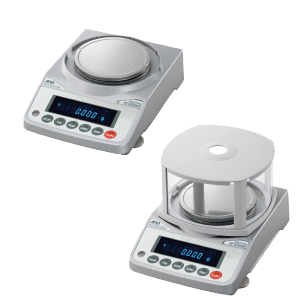 AND FZ-iWP SERIES PRECISION BALANCE (122 to 3200g)