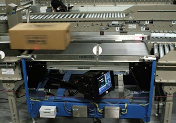 FAIRBANKS IM 6000 PACKAGE SCALE IN-MOTION SYSTEM