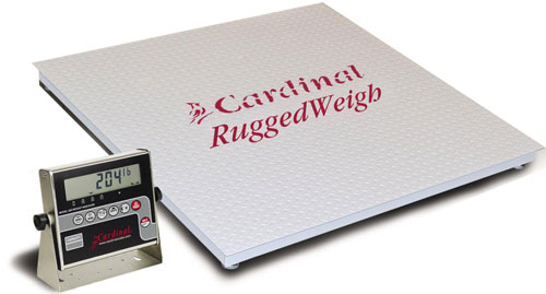 RuggedWeigh-Floor_Scale-Cardinal