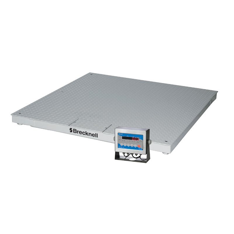salter brecknell dcsb floor scale system