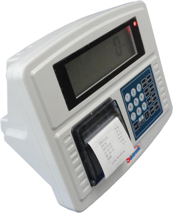 Sentronik 5500 Indicator with Printer