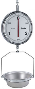 chatillon 1300 series hanging scale autopsy (9kg, 15kg)