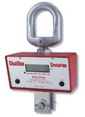 chatillon dwt series digital crane scales (1k lb to 20k lb)