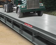 Cardinal PRL Self-Contained Mechanical Motor Truck Scale (20 to 200 ton)