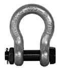 Anyload Alloy Steel Shackle SBX (3t to 150t)