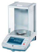 ohaus voyager pro analytical balance (62 to 210 g)