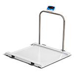 salter brecknell ms-1000 (1.000 X 0.5lb) medical scale